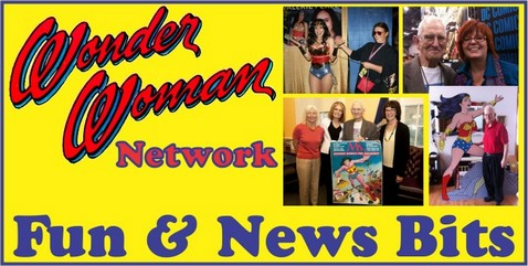 Wonder Woman Network Fun News Bits