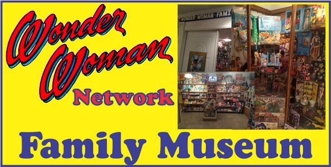 The Marston Family Wonder Woman Museum