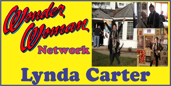 Lynda Carter on Wonder Woman Network